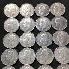 Monedas Juan Carlos I: 20 MONEDAS DE 2 PESETAS 1982 Y 1984 . EXCELENTE ESTADO DE CONSERVACIÓN. Lote 255652280