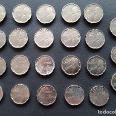 Monedas Juan Carlos I: LOTE 23 MONEDAS DE 50 PTAS - AÑO 1990 - EXPO 92 ...L3854. Lote 259850485