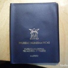 Monedas Juan Carlos I: CARTERA OFICIAL FNMT AÑO 1979 PROOF 4 MONEDAS. Lote 260709220