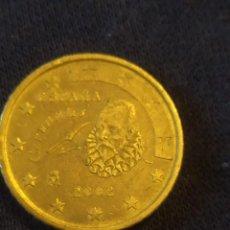 Monedas Juan Carlos I: 50 CTS ESPAÑA 2002. Lote 261105425