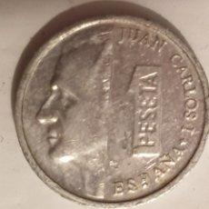 Monedas Juan Carlos I: 1 PESETA JUAN CARLOS I 1994. MBC. Lote 261309550