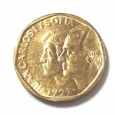 Monedas Juan Carlos I: MONEDA DE 500 PESETAS DE 1993. EBC. Lote 261870595