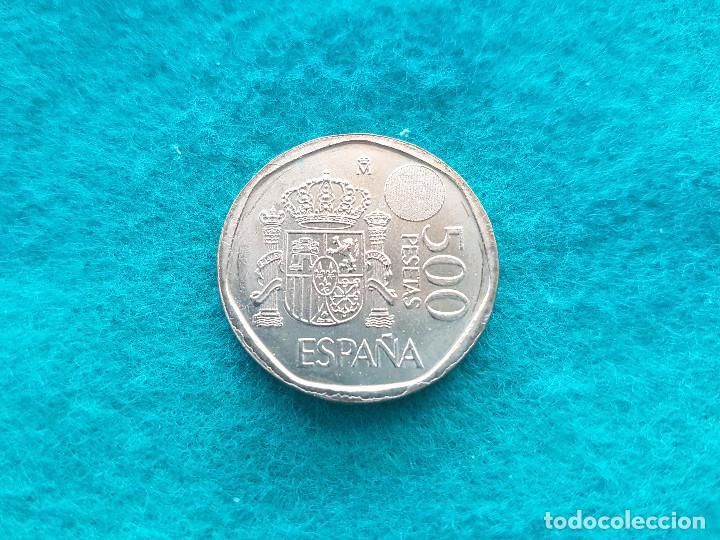 (070) 500 PESETAS DE JUAN CARLOS I DE 1994 (ESPAÑA) SC (Numismática - España Modernas y Contemporáneas - Juan Carlos I)