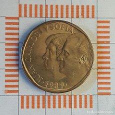Moedas Juan Carlos I: JUAN CARLOS I, 500 PESETAS 1989.. Lote 262112625