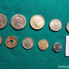 Monedas Juan Carlos I: (125) SERIE DE PESETAS DE ESPAÑA (1992) (SC). Lote 262128375