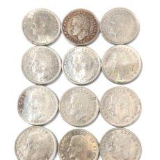 Monedas Juan Carlos I: 15 MONEDAS DE 50 PESETAS. REY JUAN CARLOS 1º.PRECIO ESPECIAL REVENDEDOR, LIQUIDACIÓN DE STOCK.. Lote 263044530