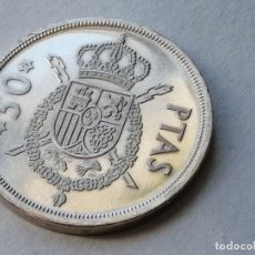 Monedas Juan Carlos I: 50 PESETAS. AÑO 1975 *76. PROOF.. Lote 263049135