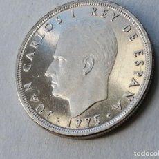 Monedas Juan Carlos I: 5 PESETAS. AÑO 1975 *77. PROOF.. Lote 263062470