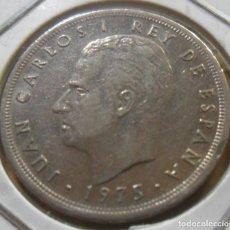 Monedas Juan Carlos I: ESPAÑA - 5 PESETAS - 1975 * 80 - JUAN CARLOS I. Lote 263120670