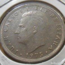 Monedas Juan Carlos I: ESPAÑA - 5 PESETAS - 1975 * 80 - JUAN CARLOS I. Lote 263121040