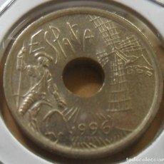 Monedas Juan Carlos I: ESPAÑA - 25 PESETAS - 1996 * M - CASTILLA-LA MANCHA. Lote 263122580