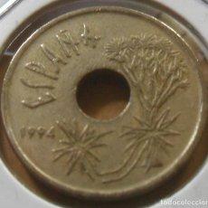 Monedas Juan Carlos I: ESPAÑA - 25 PESETAS - 1994 * M - CANARIAS. Lote 263122770