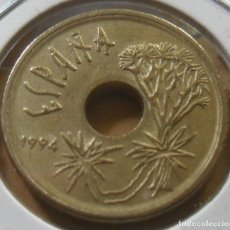 Monedas Juan Carlos I: ESPAÑA - 25 PESETAS - 1994 * M - CANARIAS. Lote 263123005