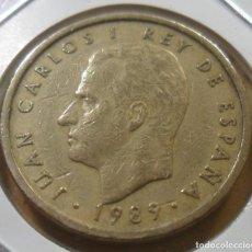 Monedas Juan Carlos I: ESPAÑA - 100 PESETAS - 1989 * M - JUAN CARLOS I - FLOR DE LIS HACIA ABAJO. Lote 263123365