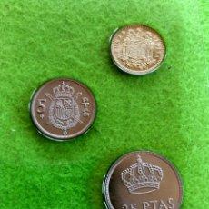 Monedas Juan Carlos I: CARTERA DE 1977. SIN CIRCULAR. Lote 265873809
