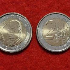Monedas Juan Carlos I: MONEDA DE 2 EUROS ESPAÑA AÑO 2000 REY JUAN CARLOS I NUEVA DE CARTUCHO, ORIGINAL. Lote 266842029
