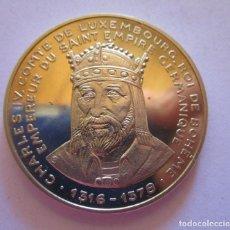 Monete Juan Carlos I: UNION EUROPEA . LUXEMBURGO . 5 ECU DE 1992 . CALIDAD PERFECTA . FDC. Lote 268801214