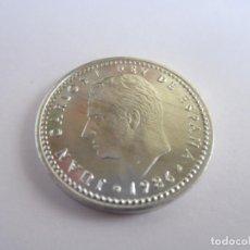 Monedas Juan Carlos I: LOTE DE 560 MONEDAS DE 1 PESETA JUAN CARLOS I (1986). Lote 269090433