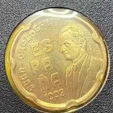 Monedas Juan Carlos I: MONEDA JUAN CARLOS I 50 PTAS 1998 MBC+++. Lote 269206793