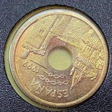 Monedas Juan Carlos I: MONEDA JUAN CARLOS I 25 PTAS 1999 MBC+++. Lote 269210518