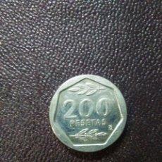 Monedas Juan Carlos I: PRECIOSA MONEDA JUAN CARLOS I 1986 200 PESETAS ,MUY BUEN ESTADO. Lote 272856623