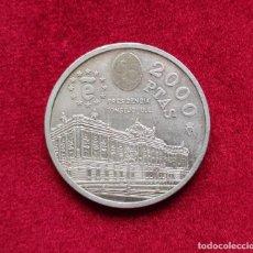 Monedas Juan Carlos I: MONEDA 2000 PESETAS - AÑO 1995 - (PALACIO REAL) PRESIDENCIA CONSEJO U.E.. Lote 273327533