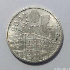 Monedas Juan Carlos I: 1994. 2000 PESETAS PLATA. ASAMBLEA FMI-BM. SC.. Lote 275050528