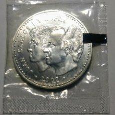 Monedas Juan Carlos I: 2002. ESPAÑA. 12 EURO PLATA. S.C.. Lote 275163963
