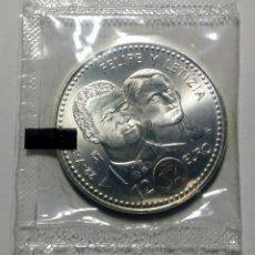 Monedas Juan Carlos I: 2004. ESPAÑA. 12 EURO PLATA. S.C. FELIPE Y LETIZIA.. Lote 275164693