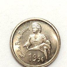 Monedas Juan Carlos I: 10 PESETAS DE 1996. SIN CIRCULAR. EMILIA PARDO BAZÁN.. Lote 275573308