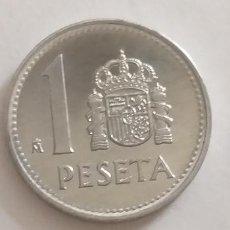 Monedas Juan Carlos I: MONEDA DE 1 PESETA. JUAN CARLOS I AÑO. AÑO 1989. Lote 275901423