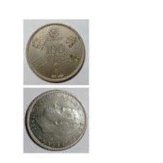 Monedas Juan Carlos I: MONEDA 100 PESETAS JUAN CARLOS I - 1980. Lote 288074308