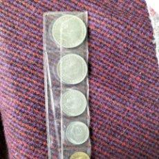 Monedas Juan Carlos I: COLECCIÓN PESETA MUNDIAL 1982 SIN CIRCULAR. Lote 277258308