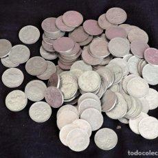 Monedas Juan Carlos I: LOTE DE 110 MONEDAS DE 5 PESETAS JUAN CARLOS I 1975. Lote 278566518