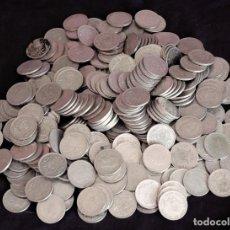 Monedas Juan Carlos I: LOTE DE 370 MONEDAS DE 5 PESETAS JUAN CARLOS I 1975. Lote 278567013