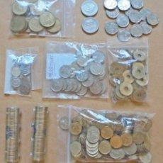 Monedas Juan Carlos I: LOTE DE MONEDAS DE JUAN CARLOS I. ULTIMAS SERIES,200,100,50 PESETAS.ETC.. Lote 279592683