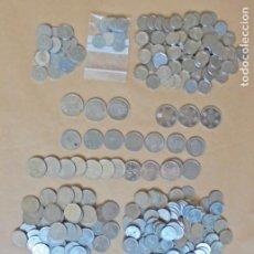 Monedas Juan Carlos I: LOTE DE MONEDAS, JUAN CARLOS I.1ª SERIE.200,100,50 PESETAS.ETC. Lote 279593213