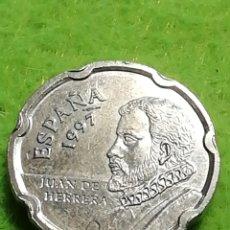 Monedas Juan Carlos I: 50 PESETAS DE 1997. EL ESCORIAL. MUY BIEN CONSERVADA.. Lote 283216338