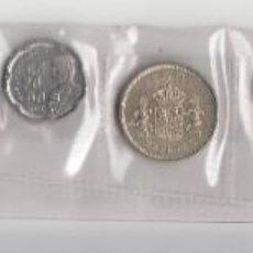 Monedas Juan Carlos I: CRC0128 SERIE MONEDAS ESPAÑA AÑO 2000 9 VALORES SIN CIRCULAR 12. Lote 284344283