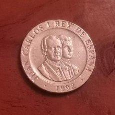 Monedas Juan Carlos I: 200 PESETAS JUAN CARLOS I AÑO 1992. Lote 284692703