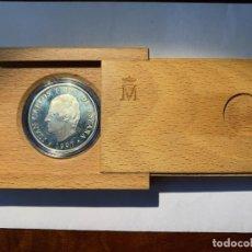 Monedas Juan Carlos I: MONEDA CONMEMORATIVA DE 1000 PESETAS ACUÑADA EN PLATA EN EL AÑO 1997. Lote 287551968