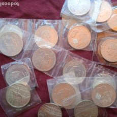 Monedas Juan Carlos I: LOTE DE 20 MONEDAS DE 2000 PESETAS DE PLATA. Lote 289831803