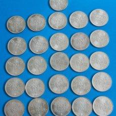 Monedas Juan Carlos I: LOTE 26 MONEDAS DE 100 PTAS, DE 1980 80*, JUAN CARLOS, EN PERFECTO ESTADO. Lote 292353853
