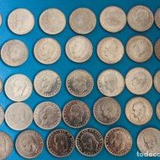 Monedas Juan Carlos I: LOTE 34 MONEDAS DE 50 PTAS, DE 1983, JUAN CARLOS, EN PERFECTO ESTADO. Lote 292354493
