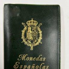 Monedas Juan Carlos I: CARTERA AÑO 1990. JUAN CARLOS I. MONEDAS ESPAÑOLAS. VER FOTOS. Lote 294811883