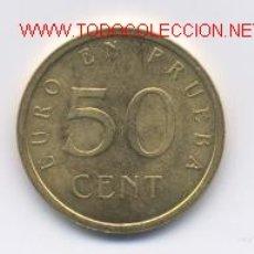 Monedas locales: CHURRIANA- 50 CENTIMOS. Lote 952186
