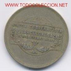 Monedas locales: UNION COOP.BARCELONESA-5 PESETAS. Lote 952189