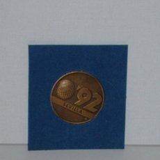 Monedas locales: MONEDA DE LA EXPO SEVILLA 1992. Lote 19345721