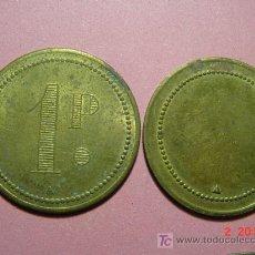 Monedas locales: 1839 FICHA COOPERATIVA CASINO TOKEN PRINCIPIOS SIGLO XX COSAS&CURIOSAS. Lote 13738077