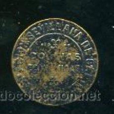 Monedas locales: FICHA ASOCIACION SEVILLANA DE CARIDAD,COCINAS ECONOMICAS, 50 CENTIMOS. Lote 21928639